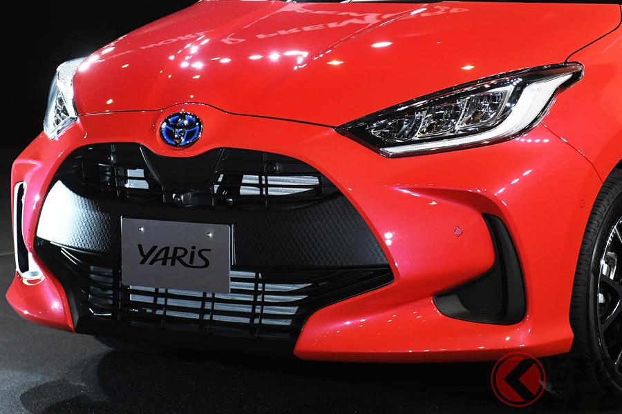 2020年2月10日に発売されたトヨタ新型「ヤリス」