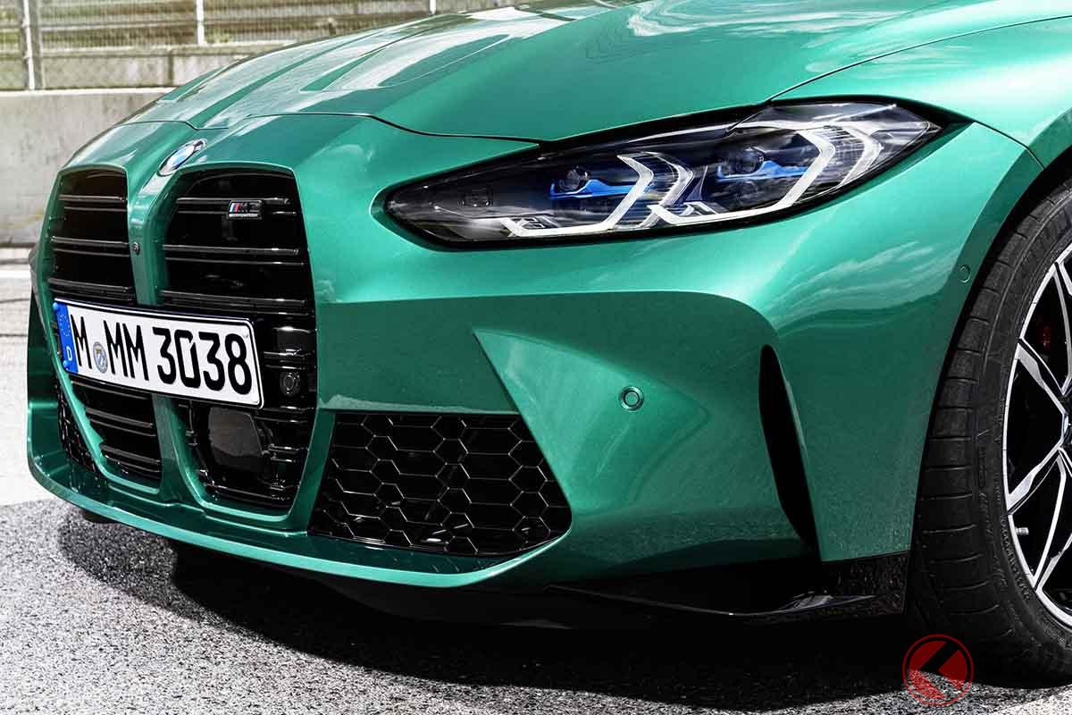BMW新型「M3セダン」