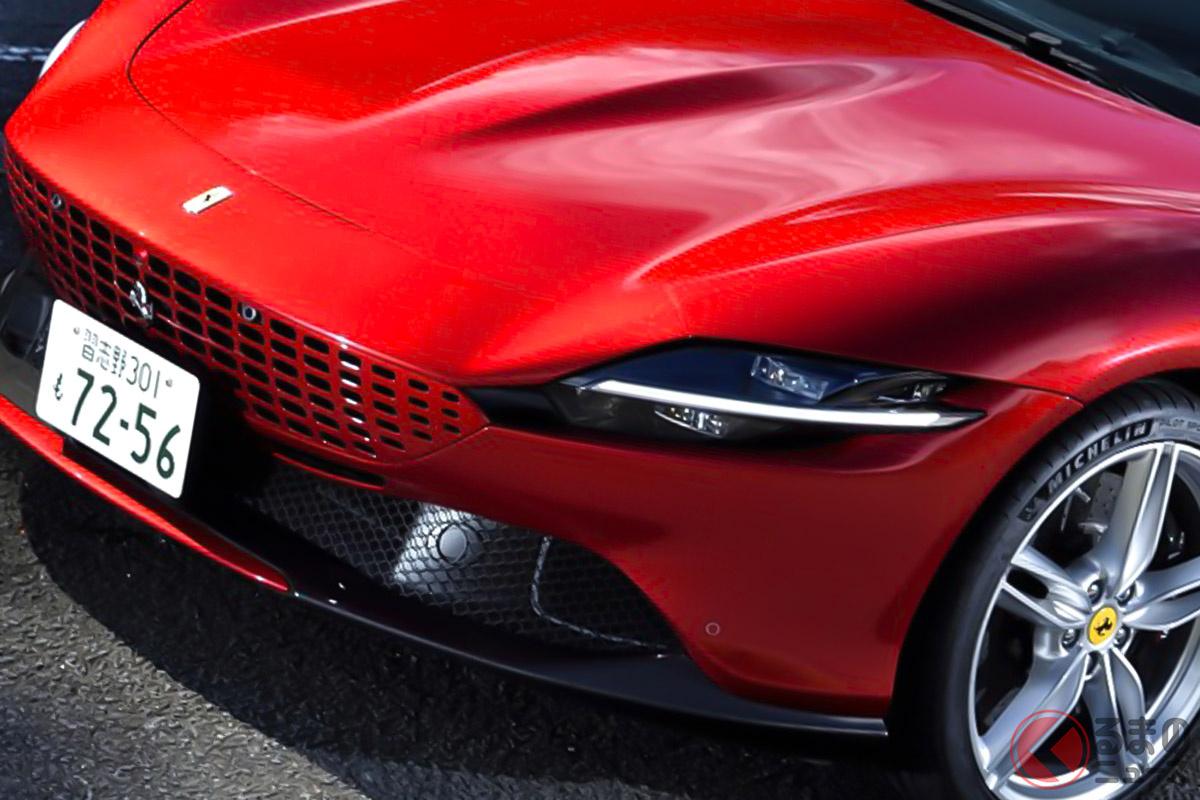 最新フェラーリを購入することは無理でも、フェラーリの株式なら1株から購入することが可能だ