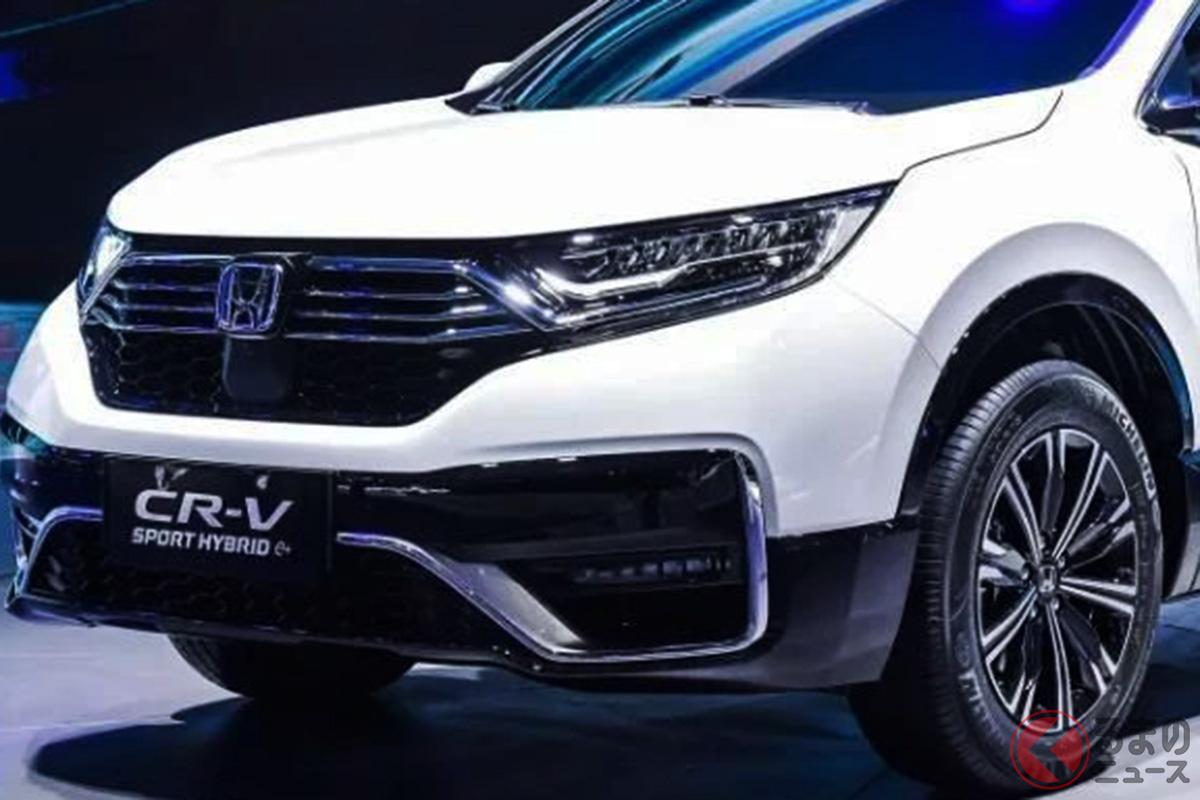 燃費 に km ホンダ は 発売 リットル 76.9 v の phv cr 初 中国