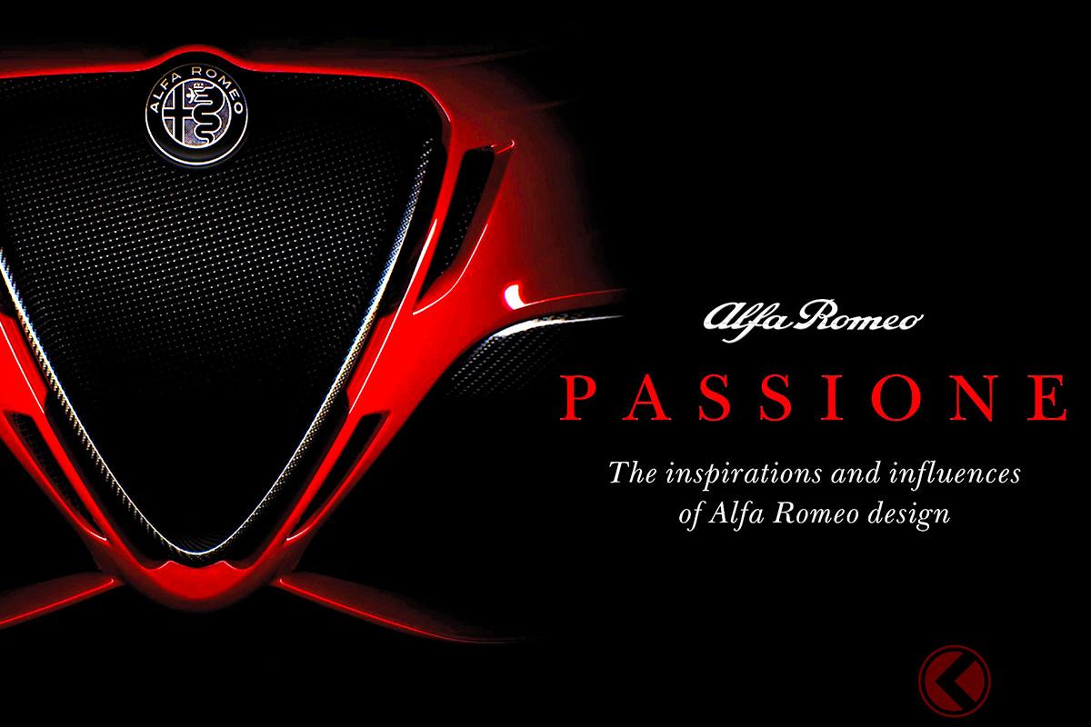 アルファ ロメオからの小粋なバレンタインプレゼントとして、電子書籍『Passione』が公開された