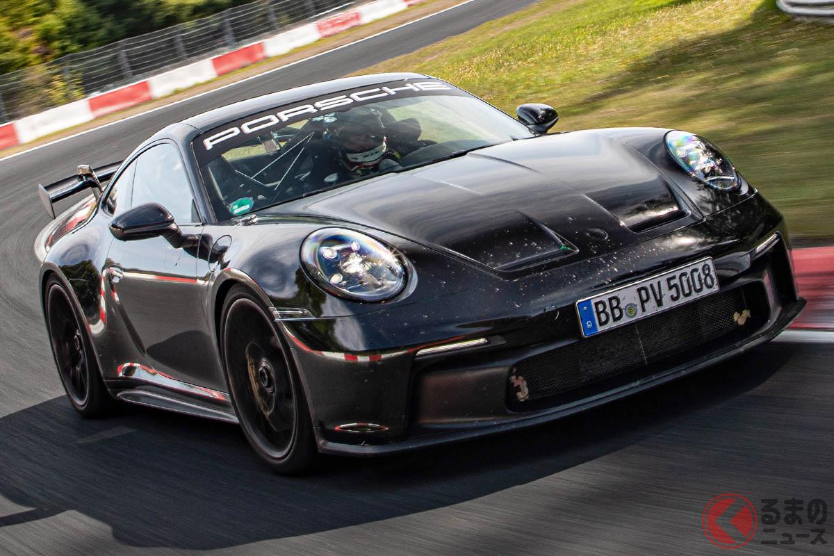 2021年2月16日発表されたポルシェ新型「911 GT3」