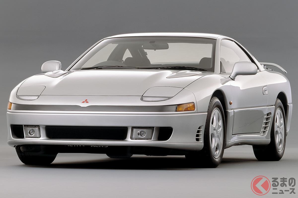 新世代の4WDスポーツカーとして開発された「GTO」