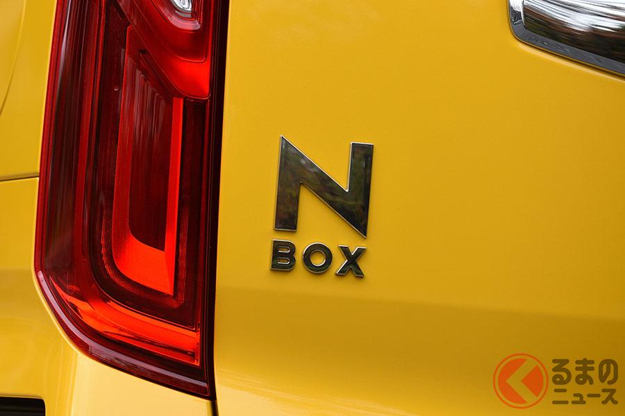 いまや軽自動車の代名詞ともいえるホンダ「N-BOX」