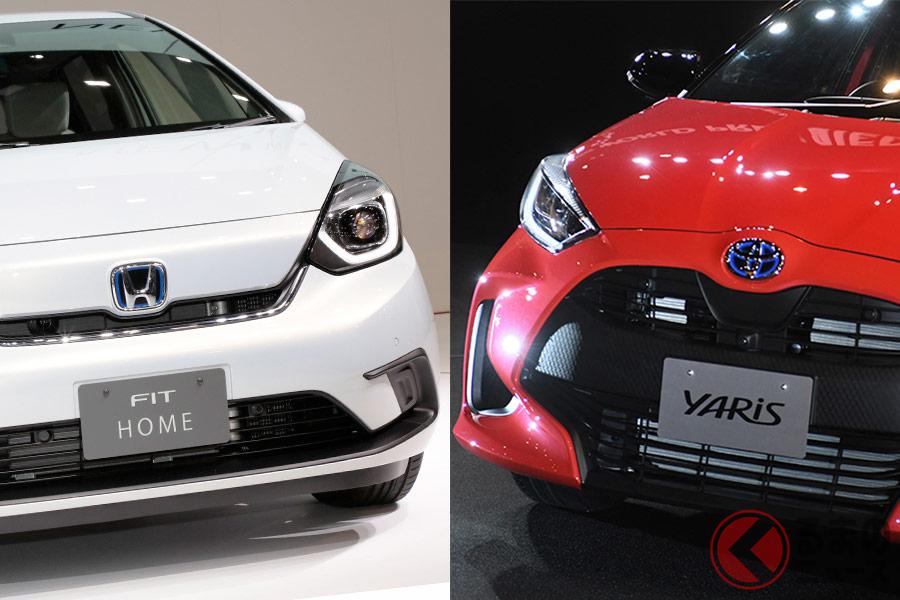 人気コンパクトカー対決! 異なる性格の両車の違いとは、なんなのでしょうか。