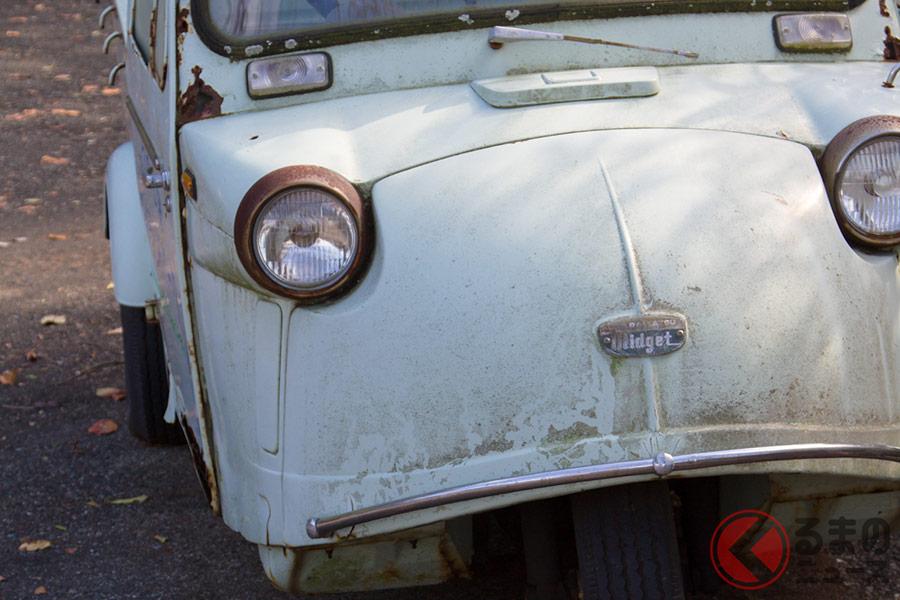 懐かしすぎる! 昭和の遺産「オート三輪」 再注目される現代では購入 ...
