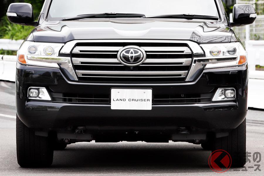 トヨタ「ランドクルーザー」のオプションフル装備仕様の価格とは