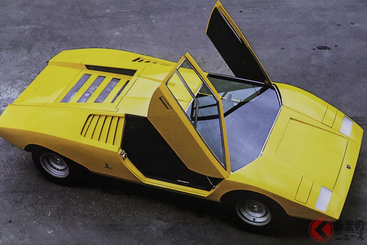 ランボルギーニ「カウンタック LP500」