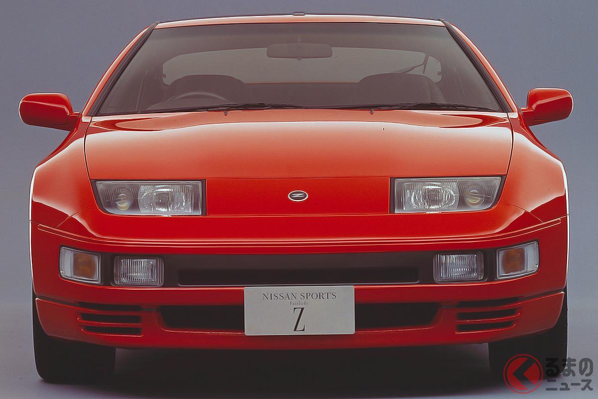 歴代屈指の美しさと速さを兼ね備えた「Z32型フェアレディZ」