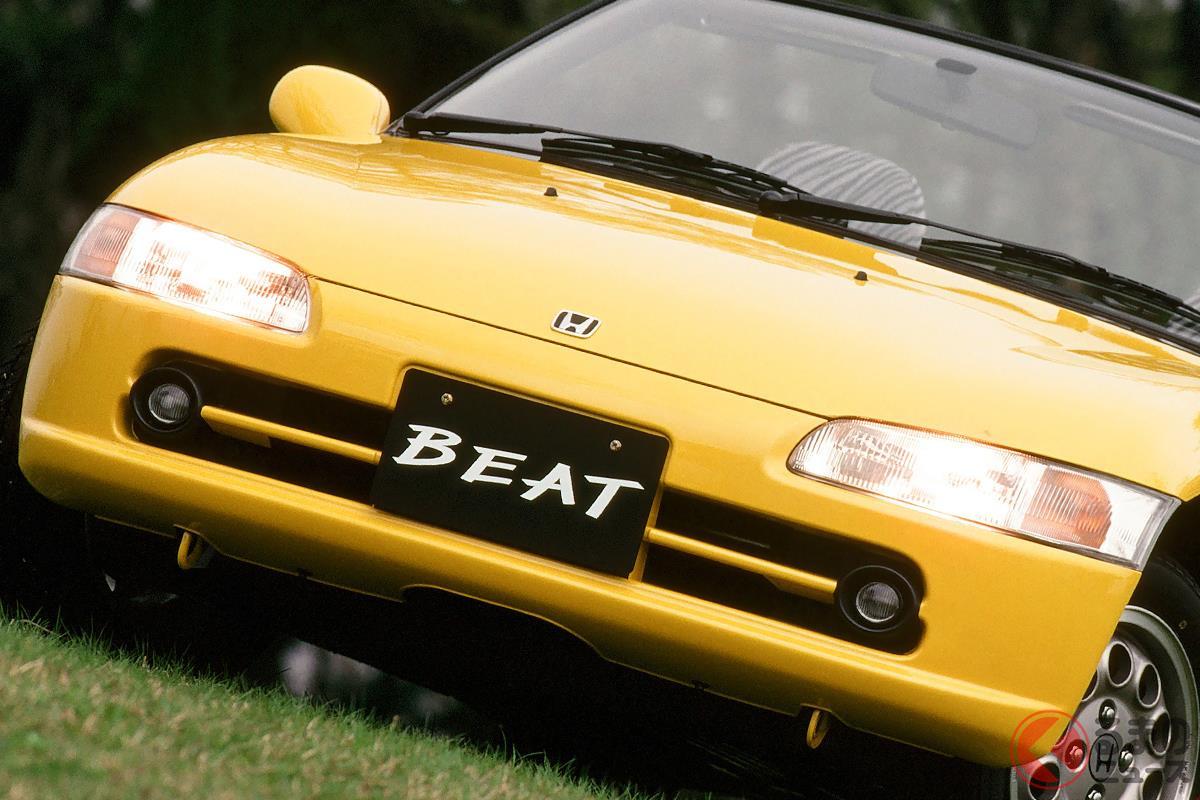 ホンダが誇る2台の軽オープンスポーツカーを紐解く