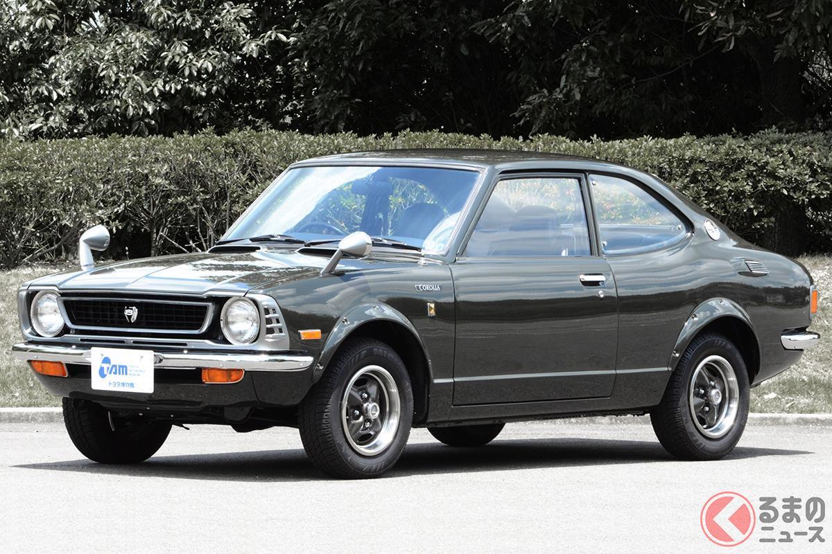 旧車のなかで今も高い人気を誇っている「TE27型 カローラレビン」