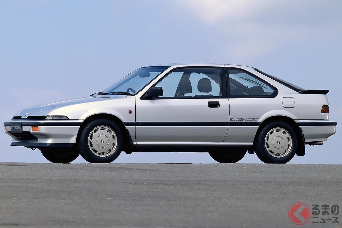 まさにタイプRシリーズの原点というべきモデルの「クイントインテグラ RSi」