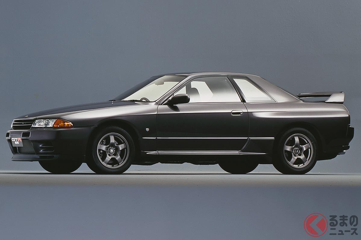第2世代のなかもで異色のストイックなモデル「スカイラインGT-R NISMO」