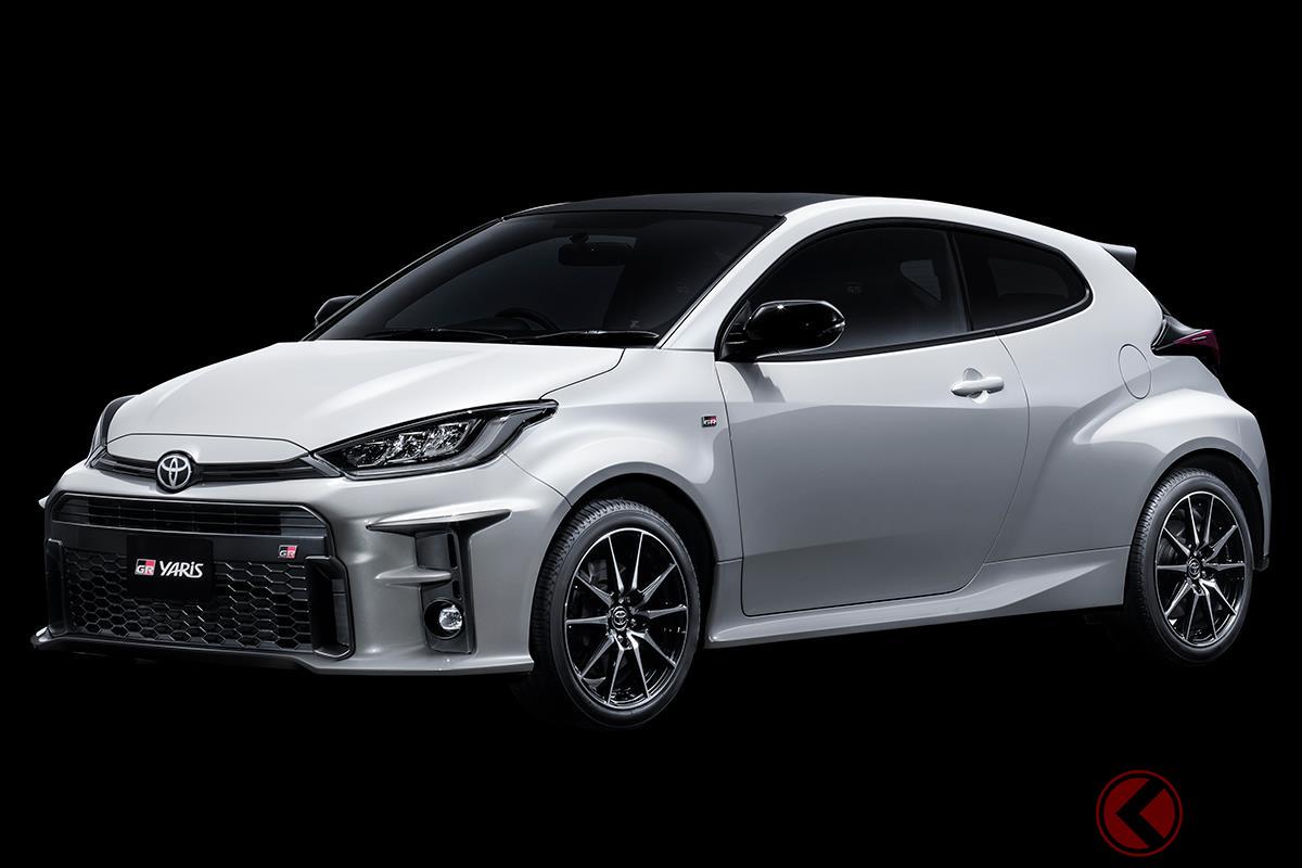 モータースポーツベース車のなかでも最新モデルの「GRヤリス RC」