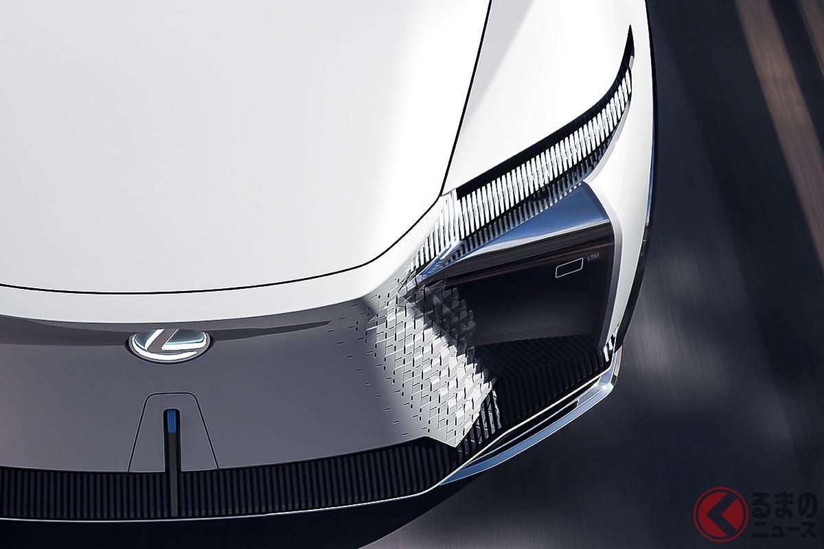 レクサスのEVコンセプトカー「LF-Z Electrified」のオーディオシステムは、マークレビンソンが手がけた