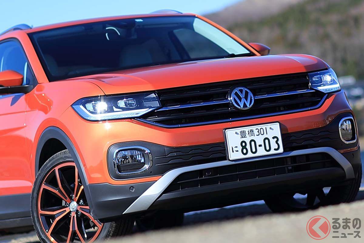 VWのベストセラーコンパクトSUV「T-クロス」