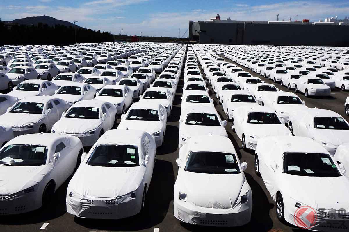 2021年2月の輸入車新規登録台数は前年同月比マイナス3.8%の3万6122台だった