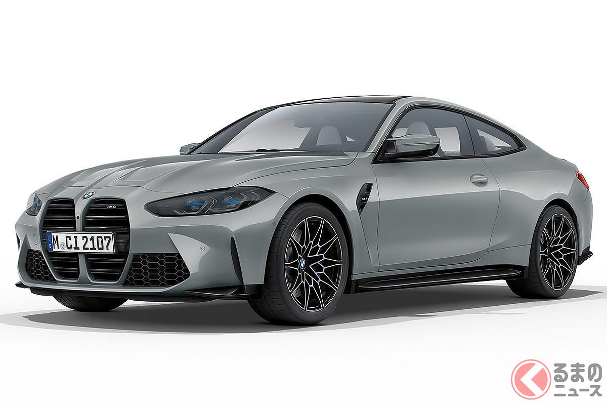 BMWでも数少ないハイパフォーマンスなMTモデルの「M4クーペ」