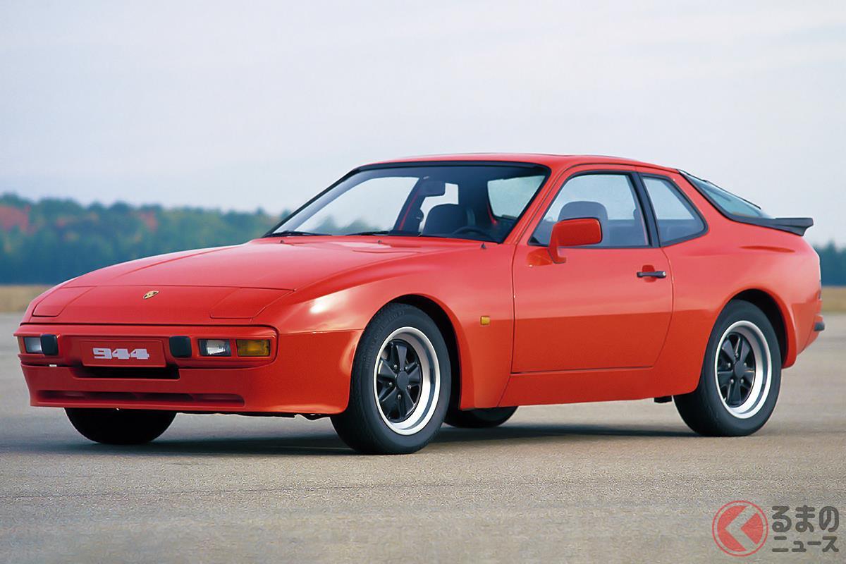 よりポルシェらしいモデルへと変貌したFRスポーツの「944」