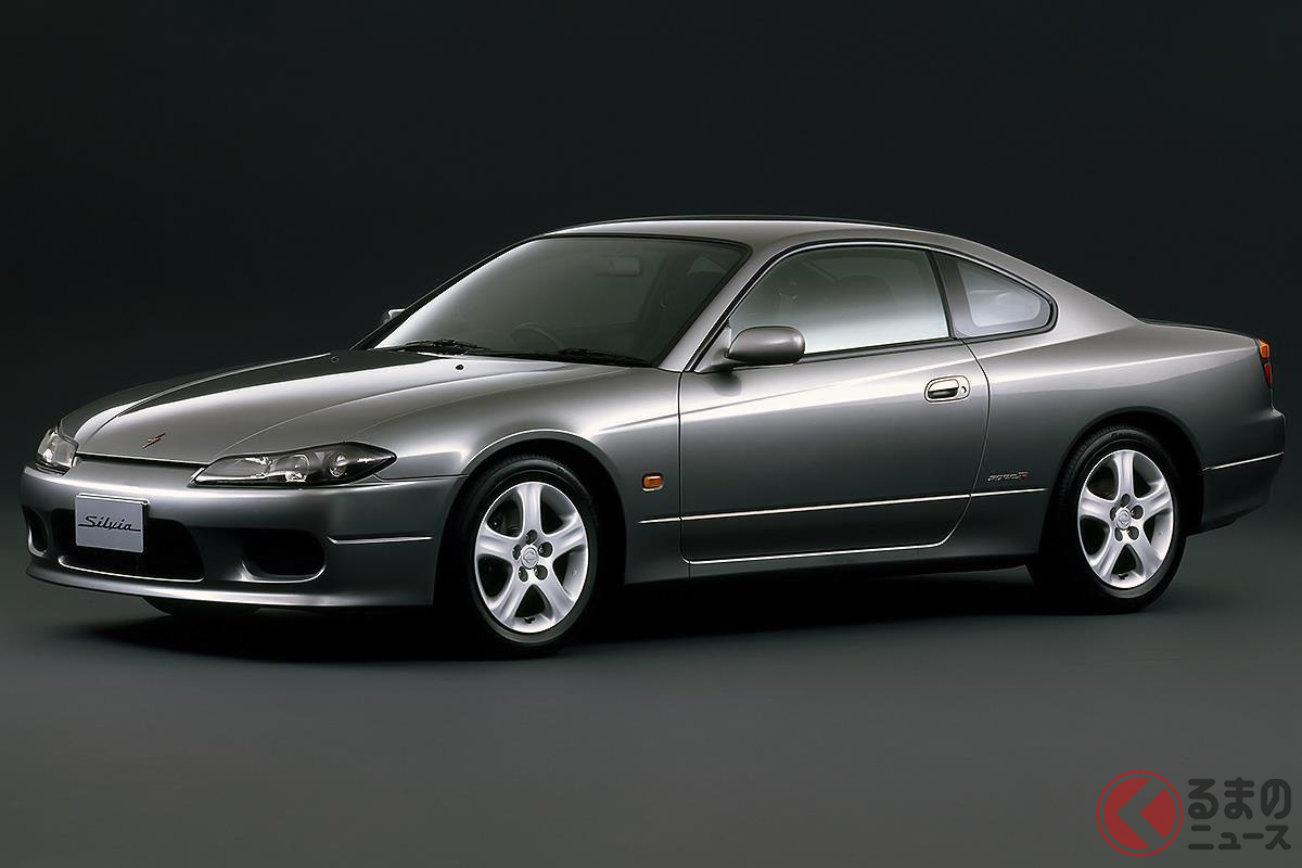 シリーズ最後のモデルで集大成ともいえる「S15型 シルビア」
