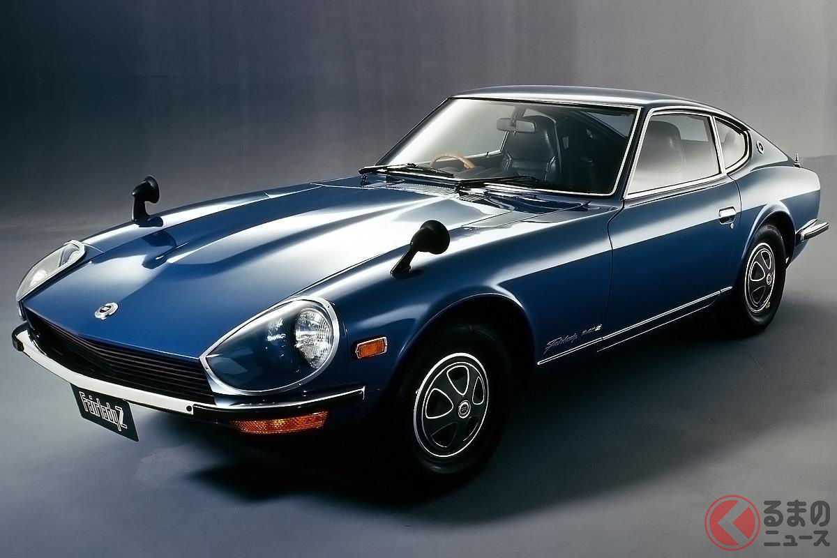 日本を代表するスポーツカーで海外進出の礎のひとつにもなった初代「フェアレディZ」