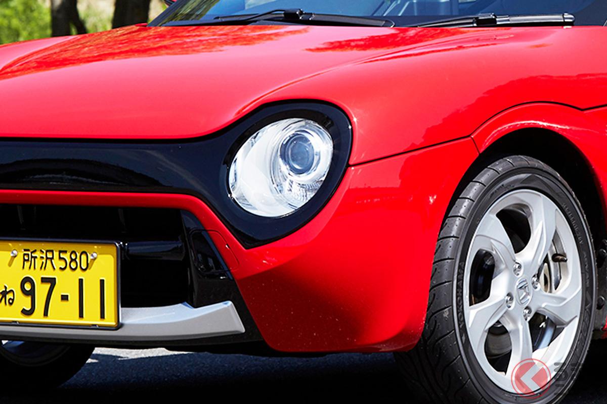 ホンダの軽スポーツモデル「S660」をベースにした「S660 Neo Classic」