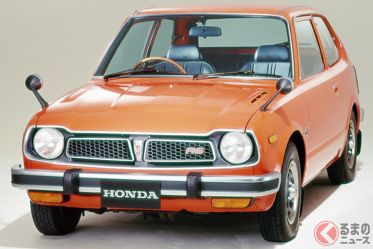 わずか1年にも満たないほど短命だった高性能モデルの「シビック RS」