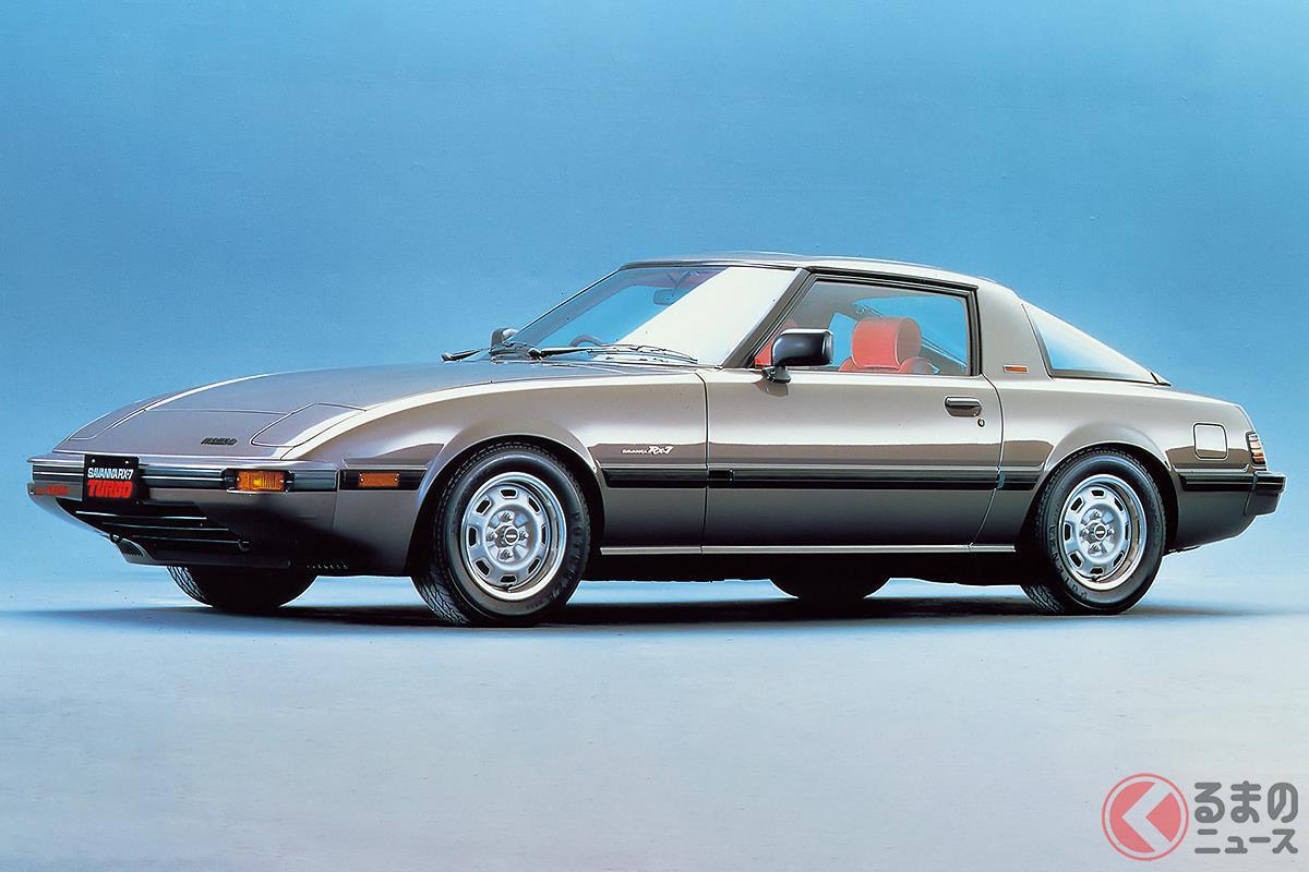 ピュアスポーツカーとしてのポテンシャルが一気に高まった「サバンナRX-7ターボ」