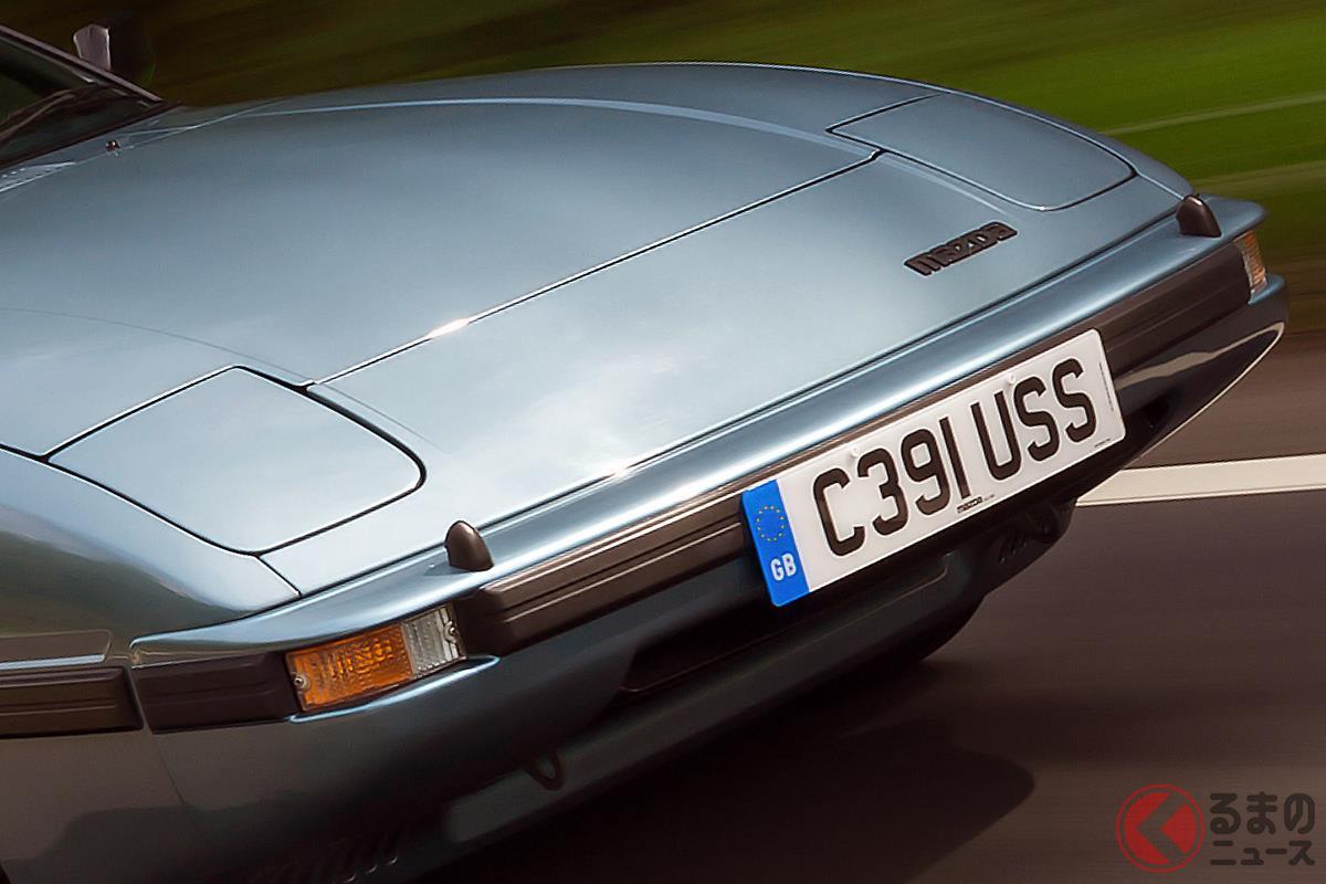 まだ発展途上だったころの高性能なスポーツカーたち