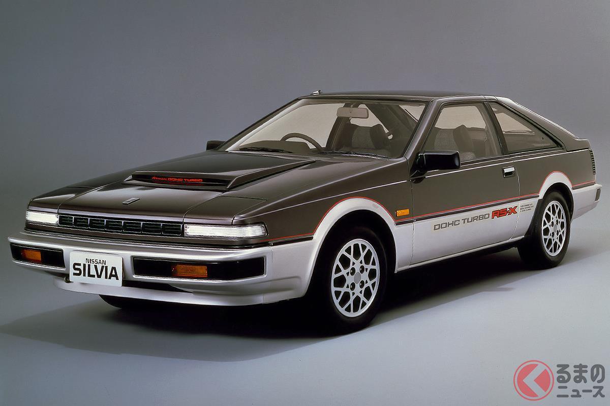 先代からエンジン、シャシともに大きく進化した4代目「シルビア」