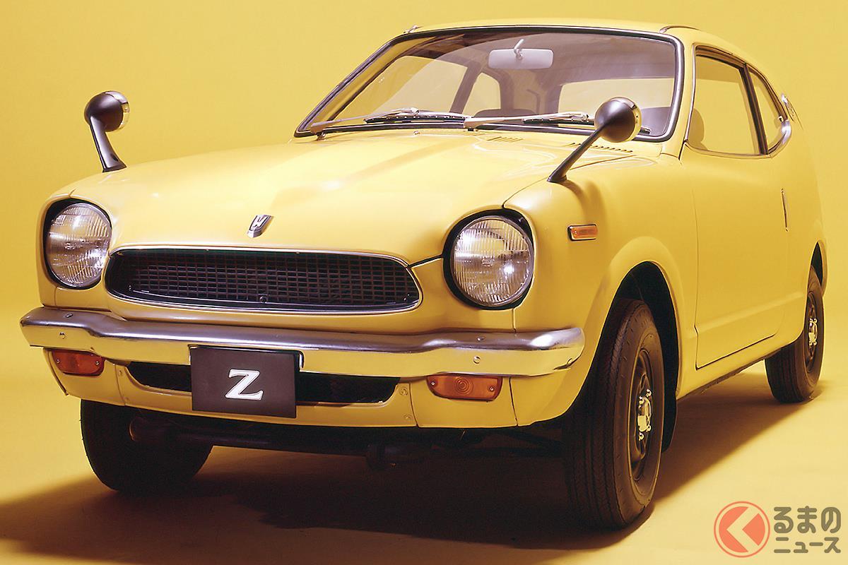 軽スペシャリティカーの先駆け的存在である「Z」