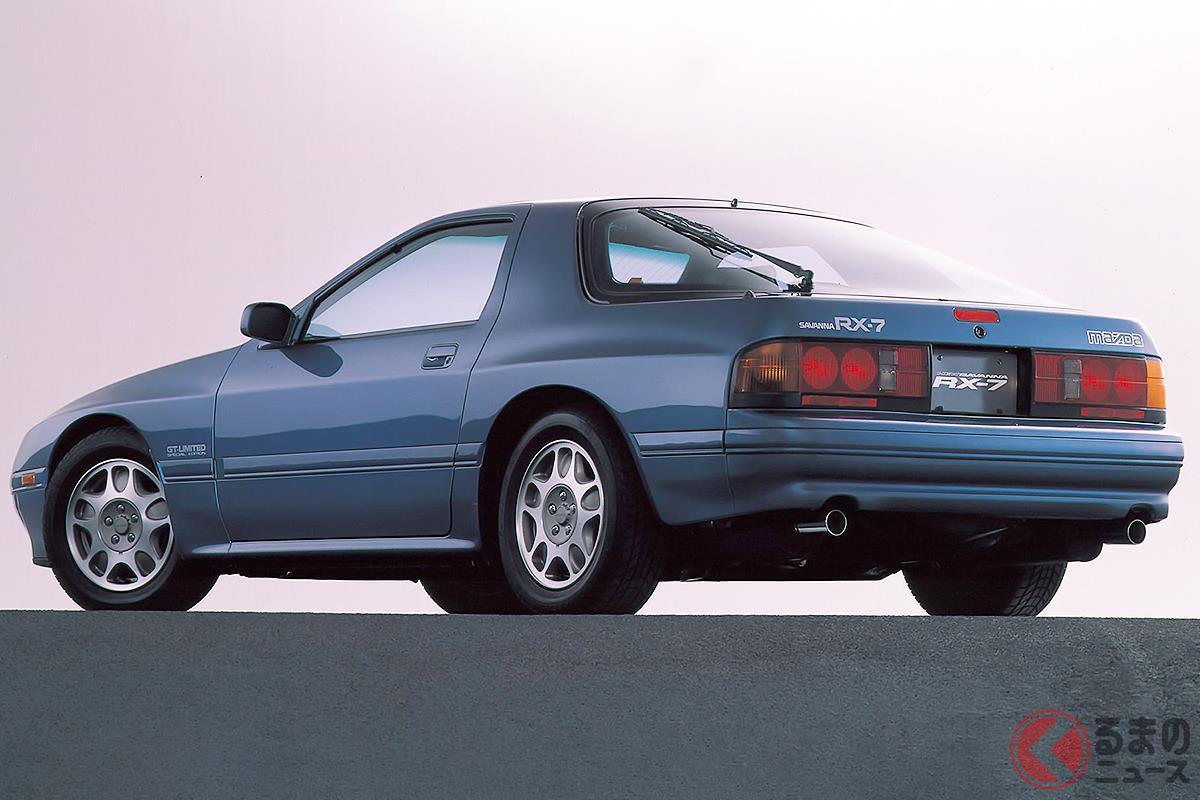 ピュアスポーツカーとしてのポテンシャルが一気に高くなったFC3S型「サバンナRX-7」