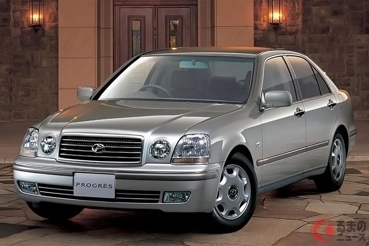小さな高級車を目指すも一代で終わってしまった「プログレ」