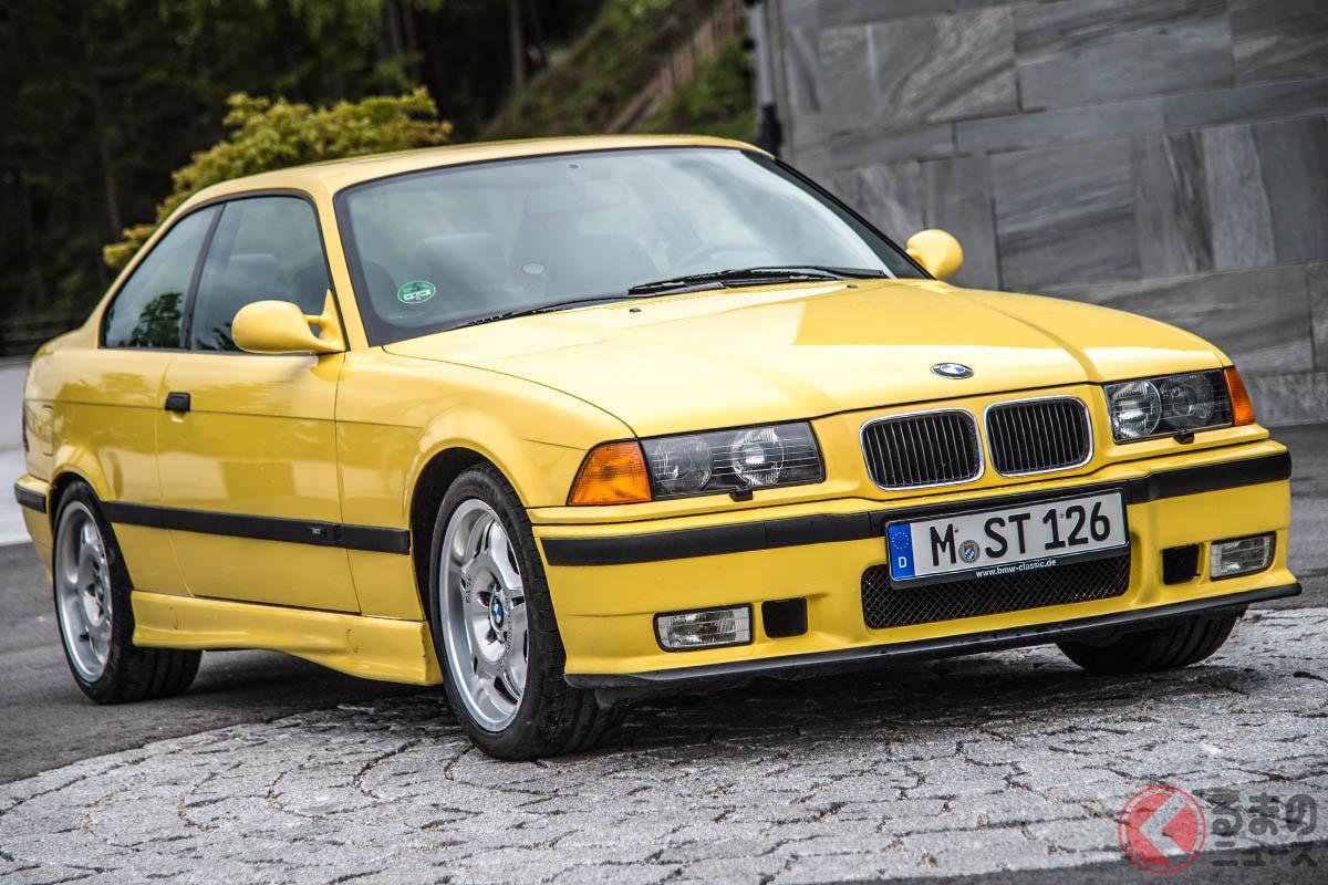 BMW M3は1985年から製造されている、3シリーズをベースとした高性能セダン。これまでE30型(1985年から)、E36型(1993年から)、E46型(2000年から)、E90型(2007年から)、F80型(2014年から)、G80型(2021年から)と長い歴史がある。E30型とE46型以外はすべて4ドア仕様が用意され、F80型以降2ドアモデルは「M4」として別モデルへと独立した(C)BMW AG