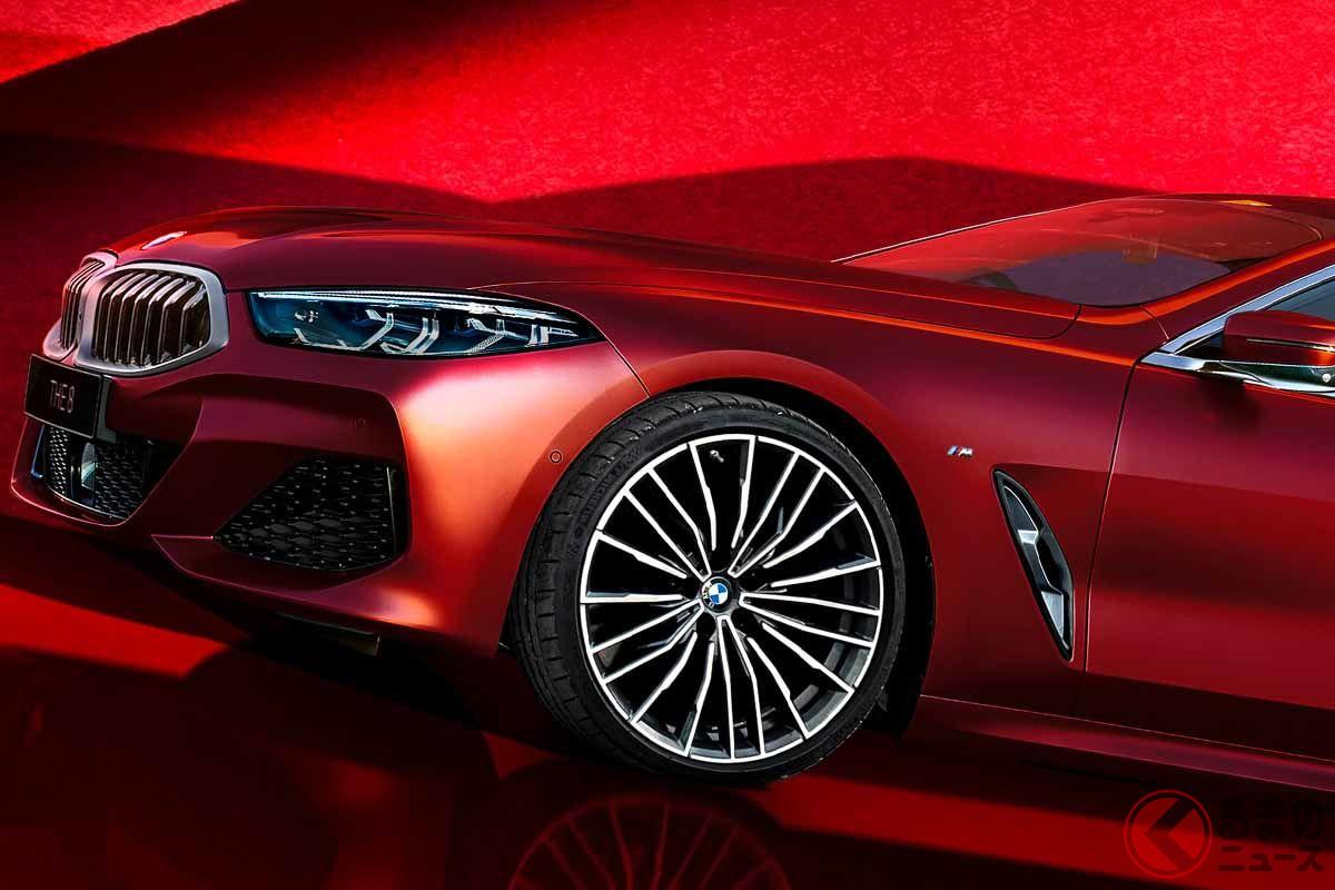 BMWの限定車「8シリーズ グランクーペ コレクターズ・エディション」