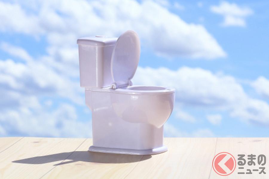 携帯トイレのイメージ