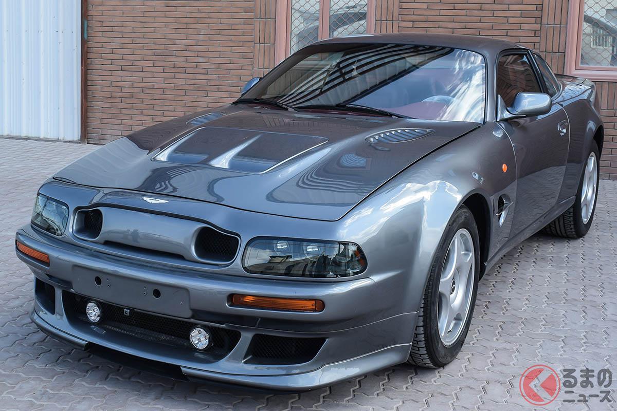 40台のみ限定生産されたアストンマーティン「ヴァンテージV600ル・マン」