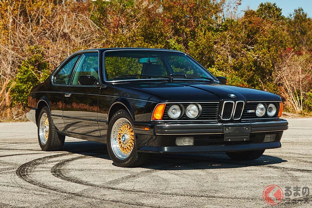 約500万円で落札されたBMW「M6」(C)2021 Courtesy of RM Sotheby's