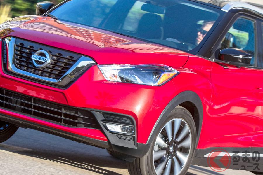 日本で6月に登場予定の日産新型SUV「キックス」 e-POWERを搭載するという話もある(画像は北米仕様)