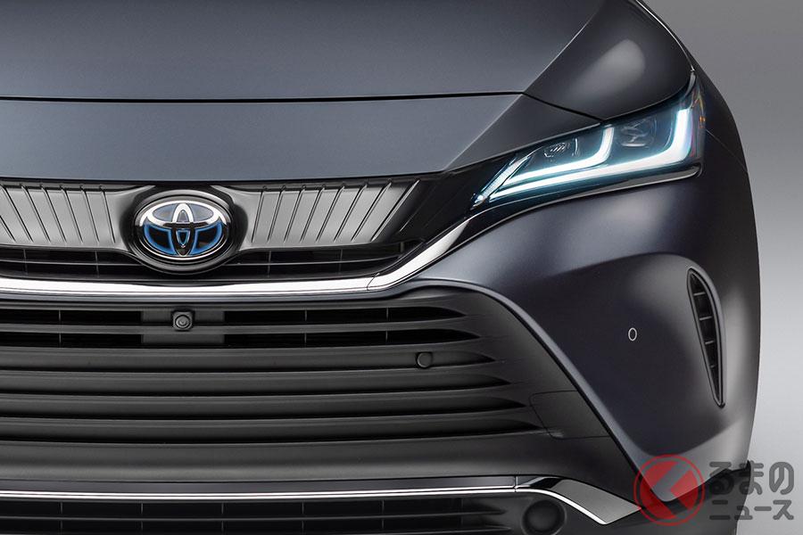 北米で2020年夏に発売予定のトヨタ新型「ヴェンザ」