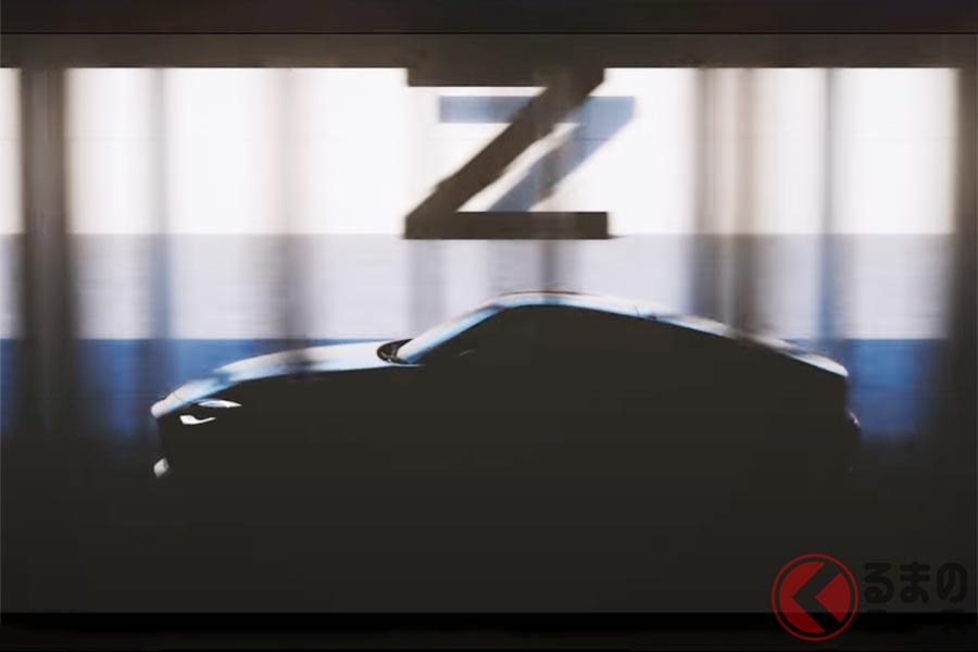日産が動画で公開した新型「フェアレディZ」