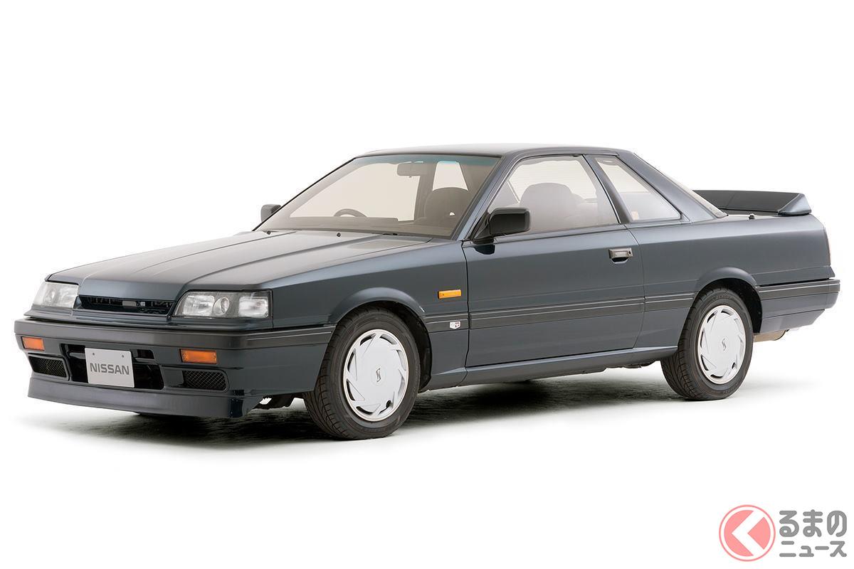 レースベース車として開発された限定モデルの「スカイライン GTS-R」