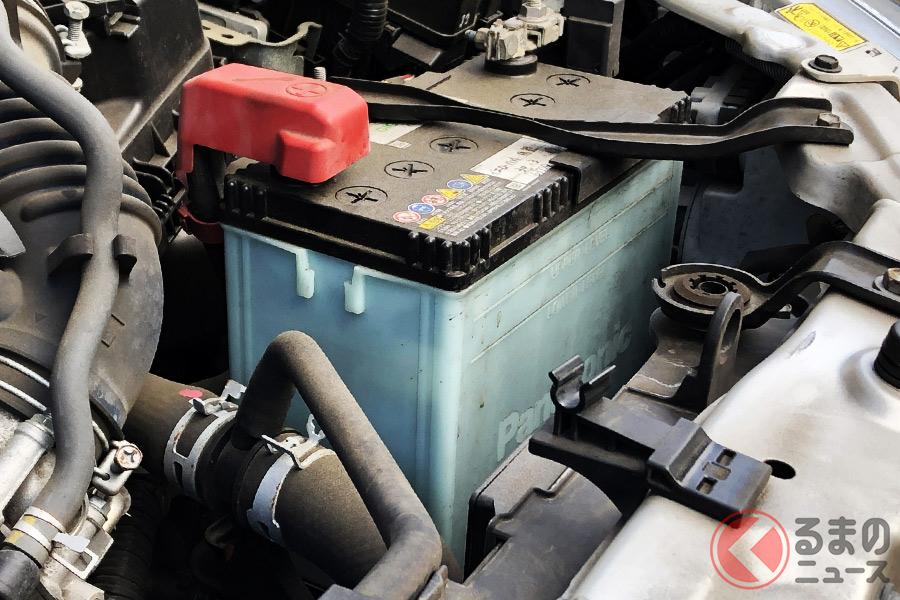 エンジンのかけっぱなしはバッテリーあがりの原因にもなり得る