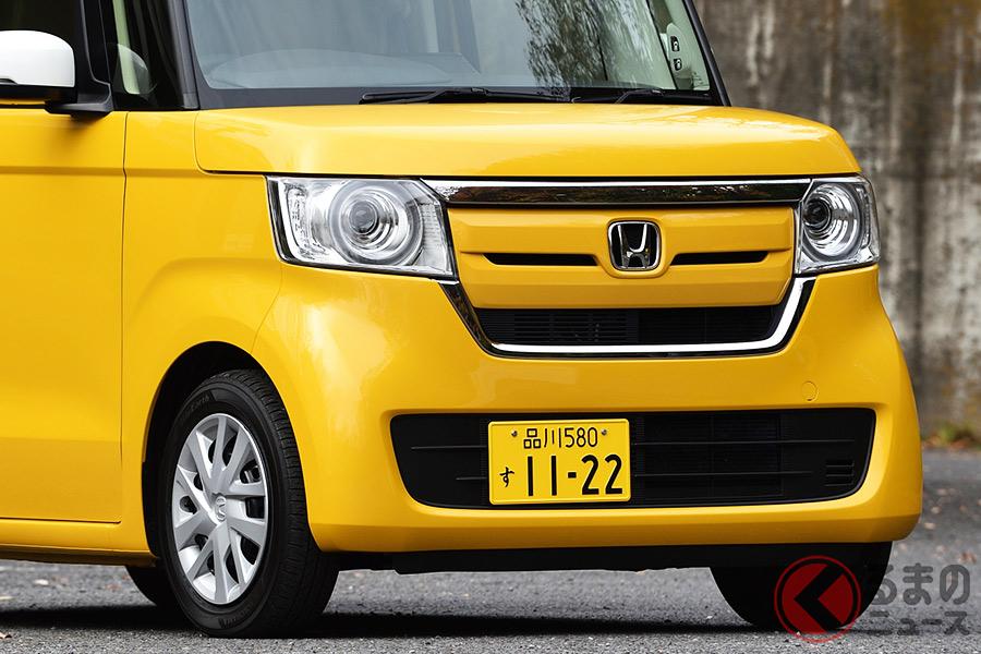 ホンダの軽スーパーハイトワゴン「N-BOX」
