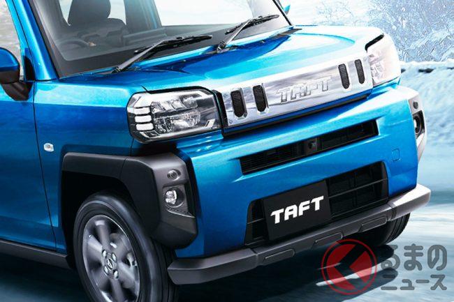 タフト 新型 【試乗インプレ】ダイハツの新型「タフト」 走りも装備も充実した身軽なSUV