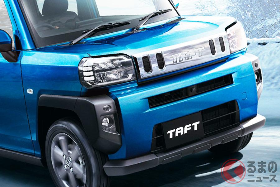 注目の軽SUVことダイハツの新型「タフト」 ユーザーの関心はどんな部分?