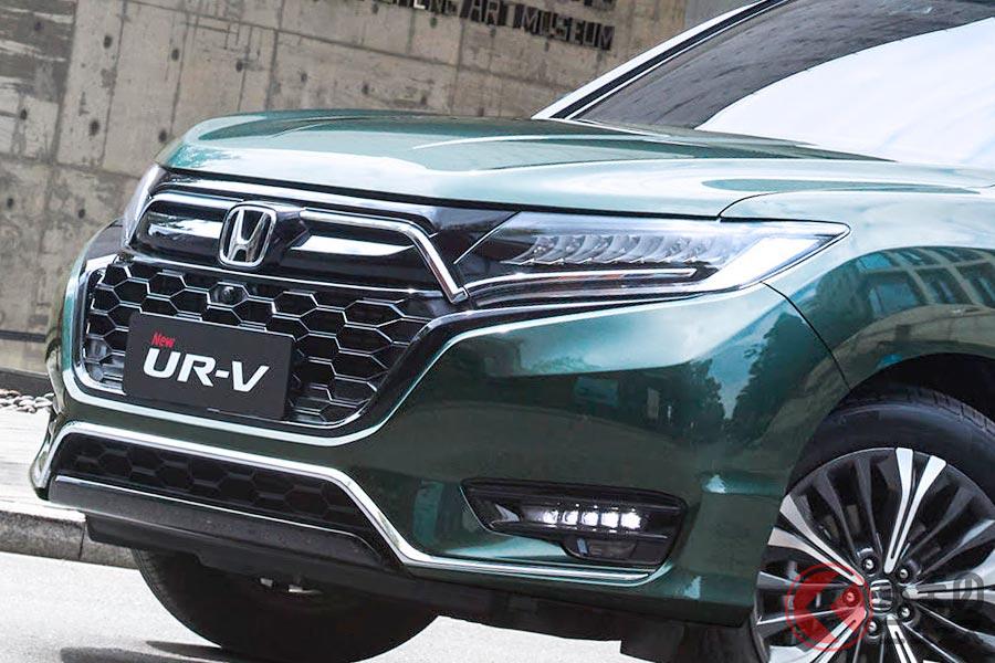 東風本田が販売する新型「UR-V」