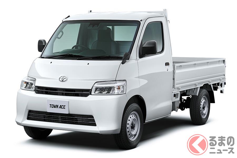 トヨタ新型「タウンエーストラック」