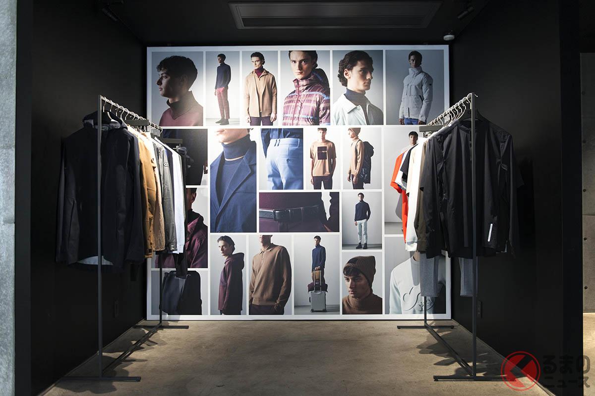 レッドブルが手掛けるプレミアムファッションブランド「アルファタウリ」の日本市場正式参入イベント