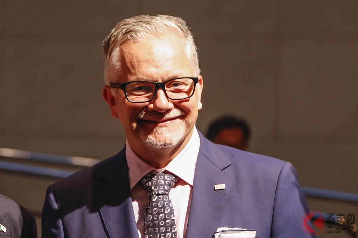 Groupe PSA Japanの代表取締役社長に就任するポンタス・ヘグストロム氏